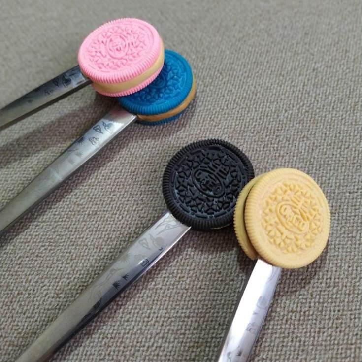 Ложки из полимерной глины