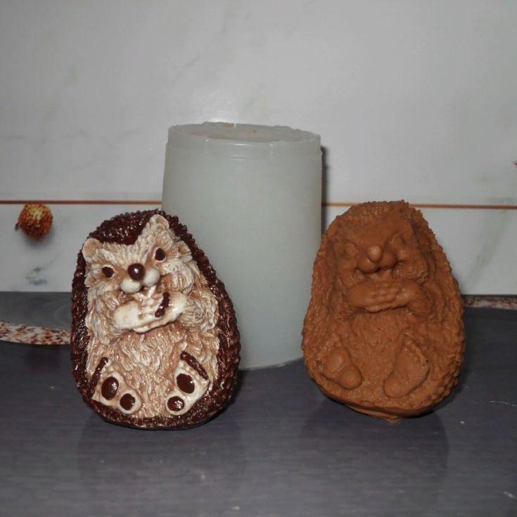 Животные из полимерной глины