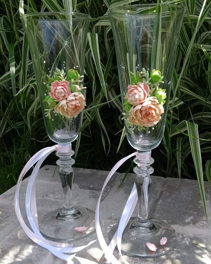 Декор из полимерной глины