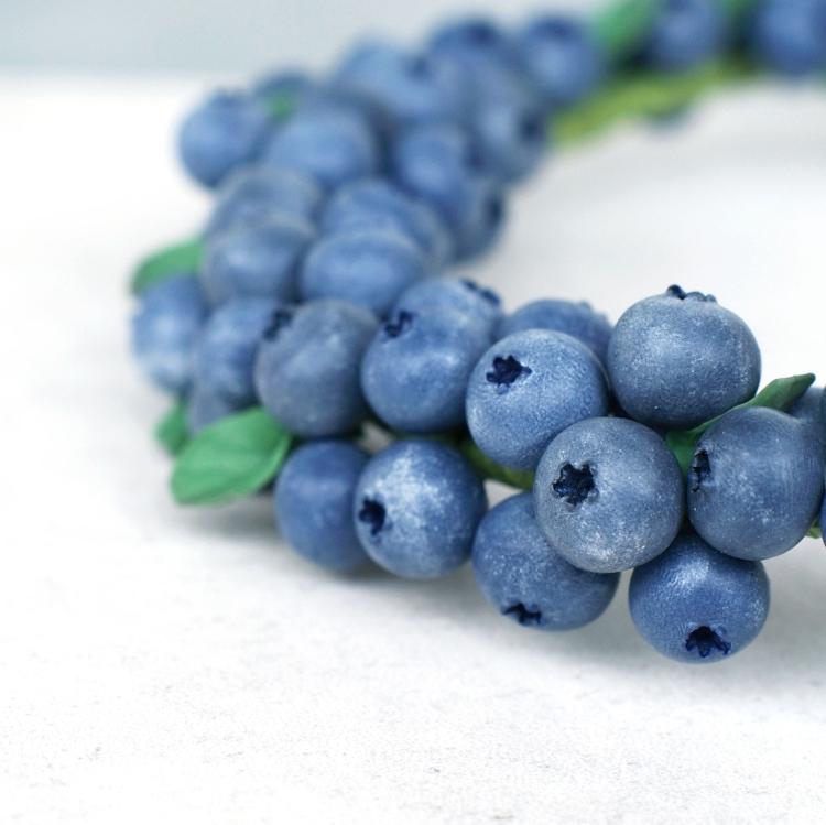 овощи и фрукты из полимерной глины (21)