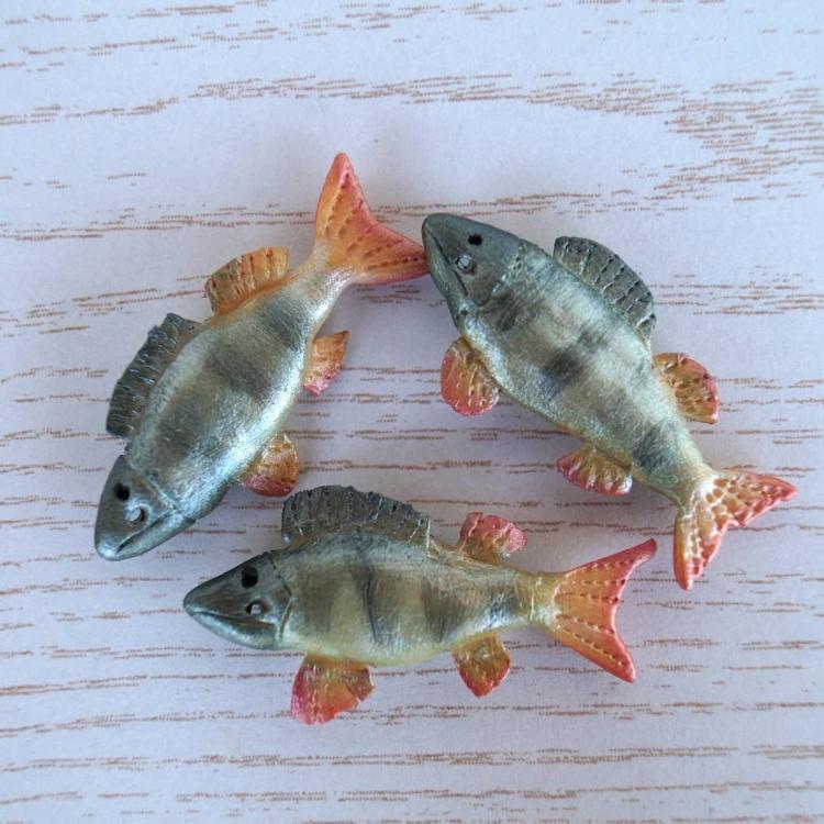рыбки из полимерной глины (7)