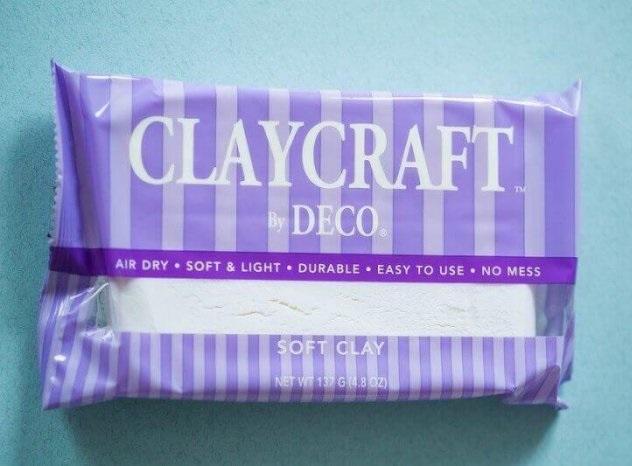 полимерная глина claycraft