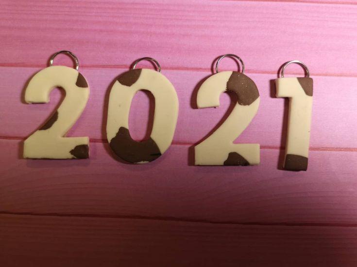 Полимерная глина и новый год