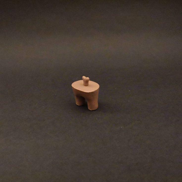 амонг ас из полимерной глины